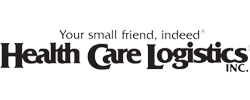 Health Care Logistics Logo
