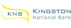 Kingston National Bank Logo