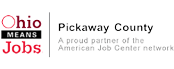 Ohio Means Jobs Pickaway Logo